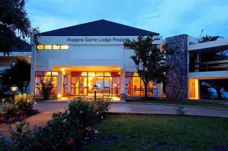 Akagera lodge
